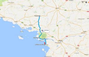DU 29/10 AU 6/11/2016 DE PLOËRMEL A PENISCOLA ESPAGNE-6 éme PÉRIPLE dans PÉRIPLE DE NOV 2016 A MARS 2017 01-la-plaine-sur-mer-300x192